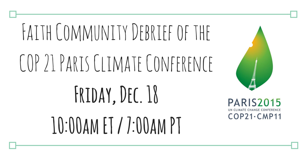 What happened in Paris can't stay in Paris. Register now to learn next steps on #COP21: https://t.co/1oBZ1b1xjr https://t.co/MmG9xYVJJT