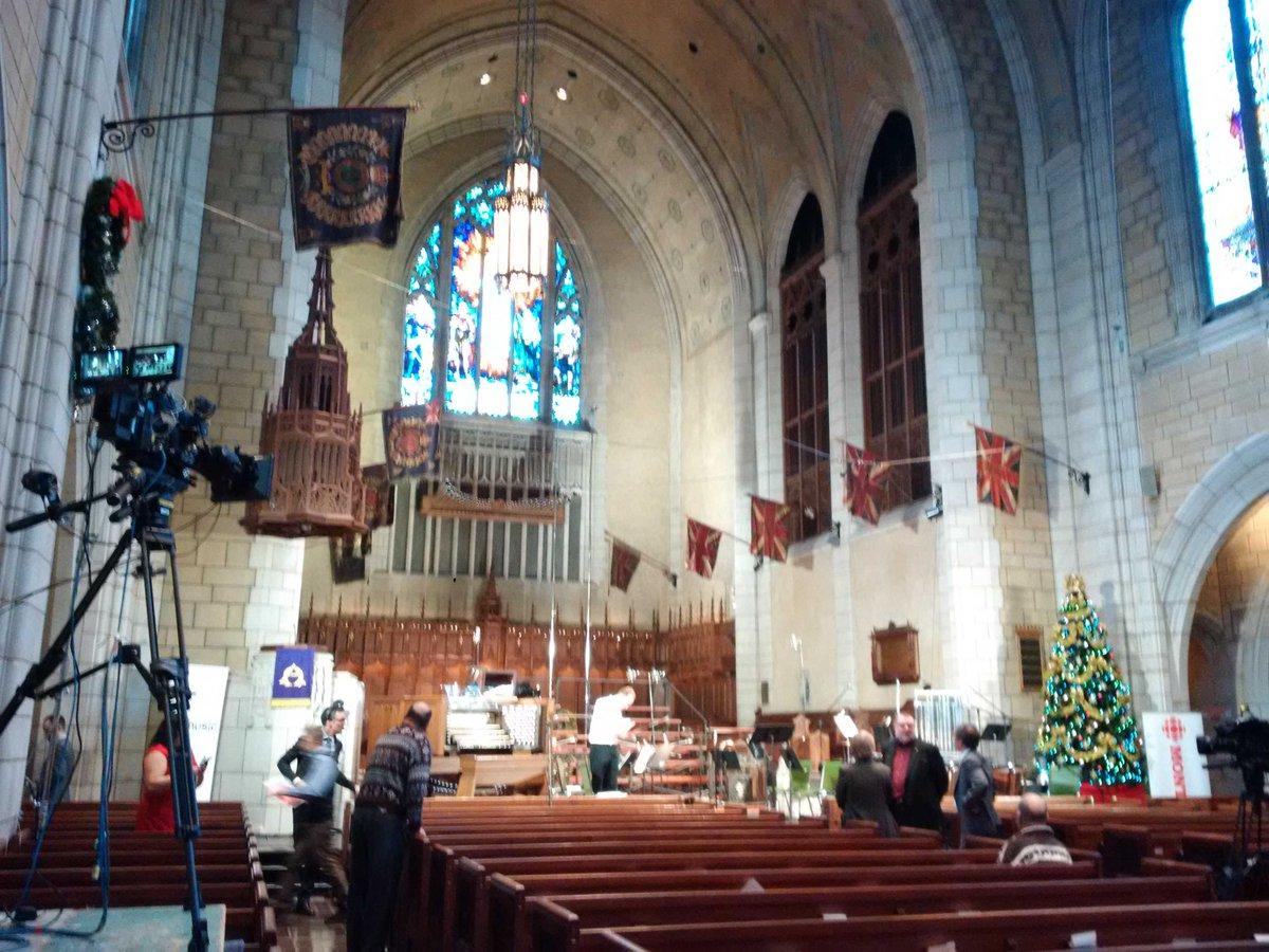 Christmas Sing In Church Standrew Church Standrew Stpaul Montreal Church Bells Ringing Doors Cbc Christmas Sing Church Andrew Paul Montreal Susan Marjetti Scoopnest