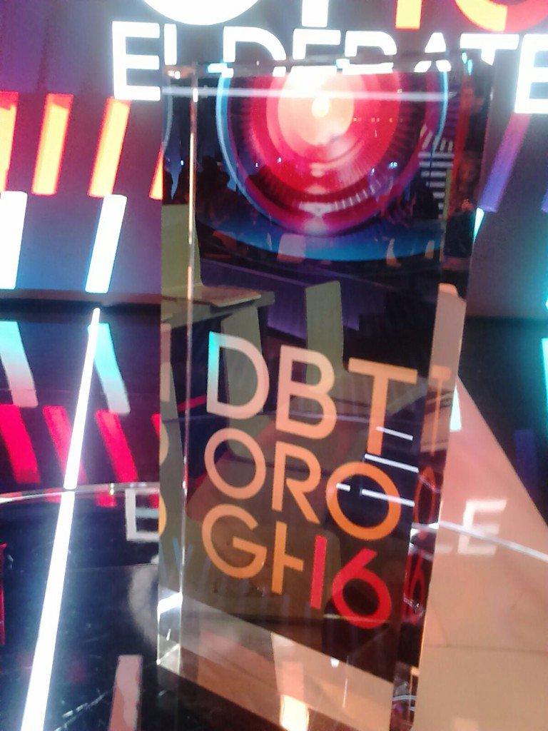 Premio DBT GH 16