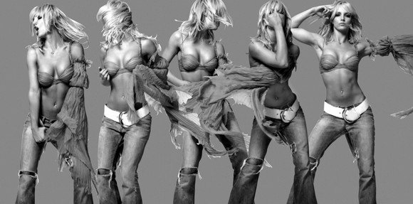 Danceney all day, everyday! #MTVStars Britney Spears @hannahspears https://t.co/gD5UNvTkwi