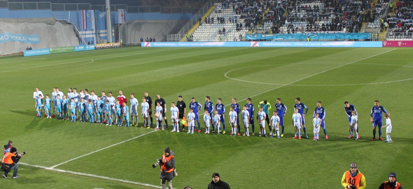 Ristovski, Zuta and Ejupi were among the starters