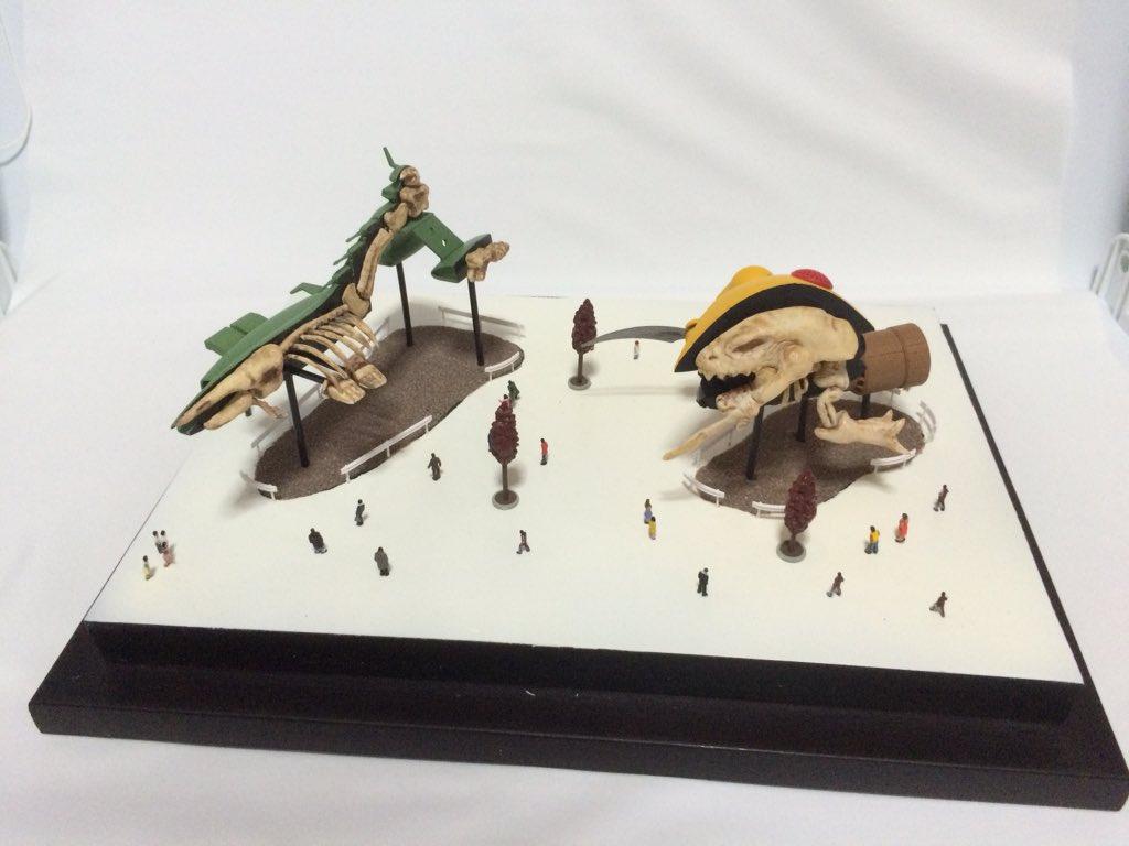 新たにシリーズ化をしようと思ってる『標本ガンプラ』 #今年作ったガンプラを晒せ pic.twitter.com/xoFXq3prpk