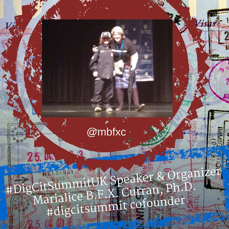 I'm @CurranCentral & I'm @mbfxc's son. We're to be co-moderating tonight's chat #stuvoice #digcit #DigCitSummitUK https://t.co/1JePzHlHgx