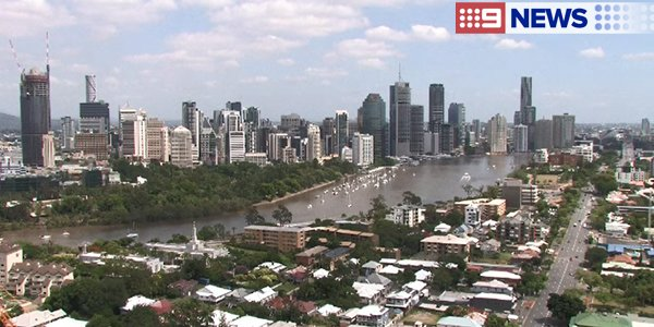 Weather: it's a mostly sunny monday in the southeast, with brisbane
