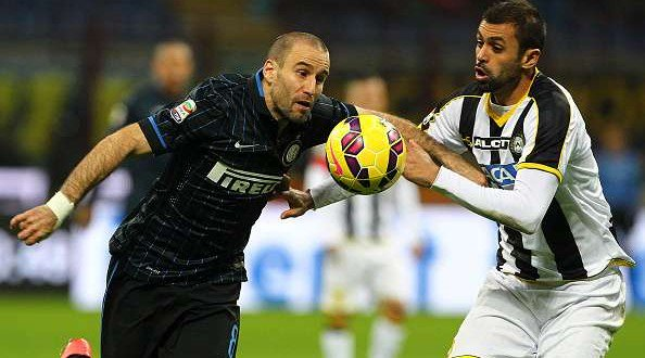 Dove vedere INTER UDINESE Streaming Video