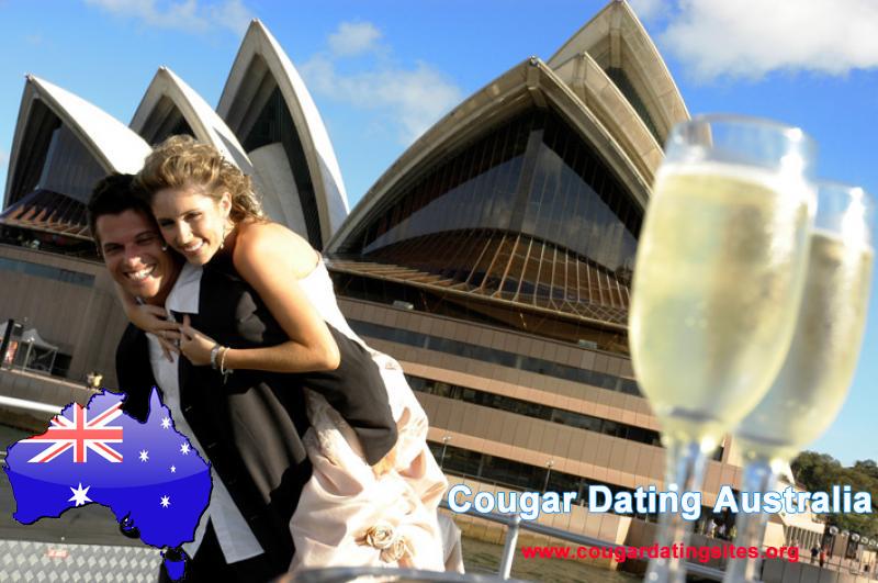Cougar dating website Australië