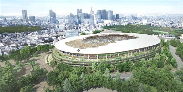 [新国立競技場] 新国立競技場整備事業に関する技術提案書公開と名古屋新スタジアムへの影響 ※スタジアム構造についてアップデート