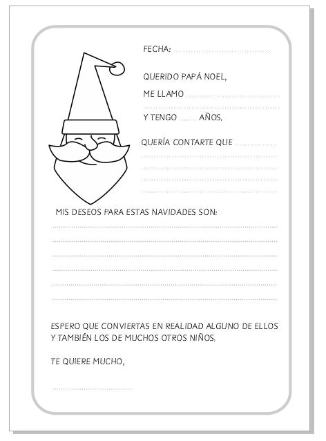 Carta de un niño cabreado a Papa Noel