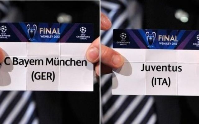Roma-Real Madrid e Juventus-Bayern Monaco agli ottavi di Champions