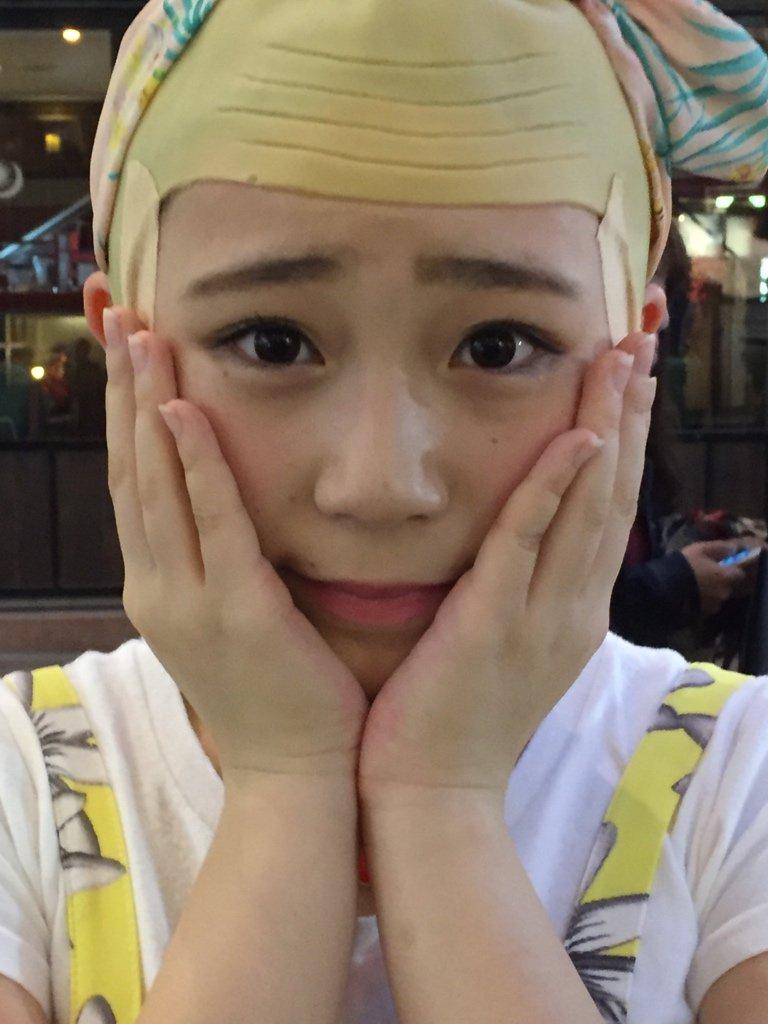 ハゲハゲパレード踊ってました!お疲れ様でした! #LinQ https://t.co/E8sel1Imoj