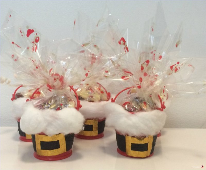 Home Made Snowie and Jazzie filled Santa Buckets #TeacherGifts https://t.co/1uDMh6bfA6 https://t.co/olJNn896FP