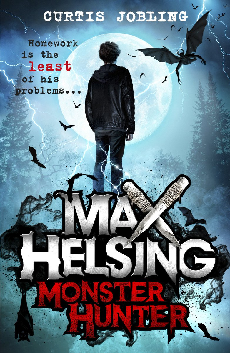 Image result for Max Helsing : Monster Hunter by Curtis Jobling