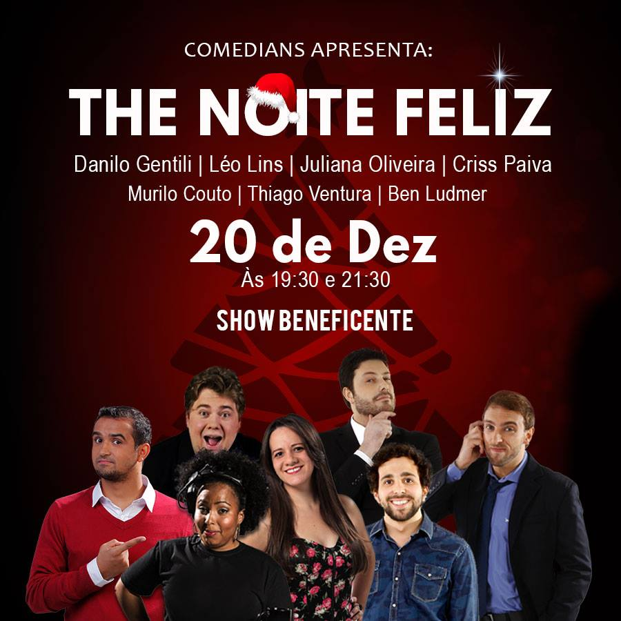 Próximo domingo: show beneficente! Ingressos na https://t.co/OAODtAfZB8. https://t.co/aZF7VyyHv2