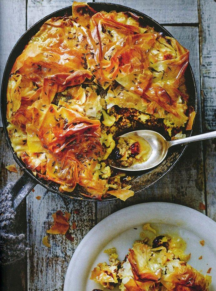 Рецепты пирогов со сливами и яблоками с заливкой