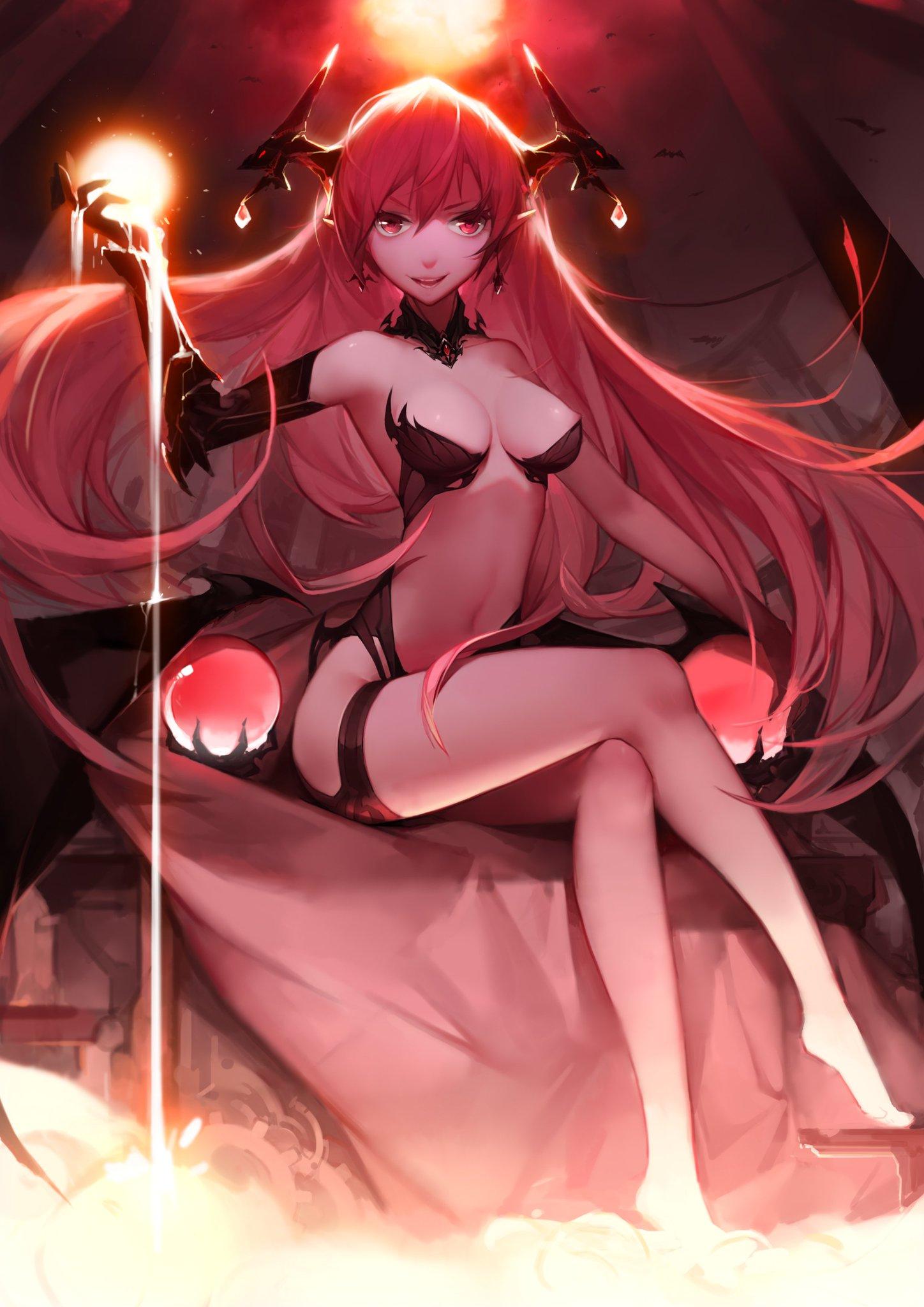 nude fantasy girl japan