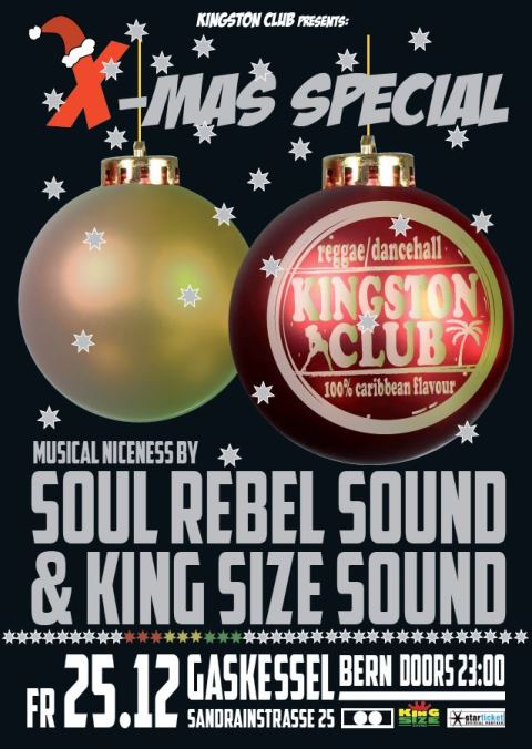 a musical #xmas with us & @SoulRebelSound1 @ the #KingstonClub in #Bern #switzerland http://kingsizesound.com/event/x-mas_special2015/…