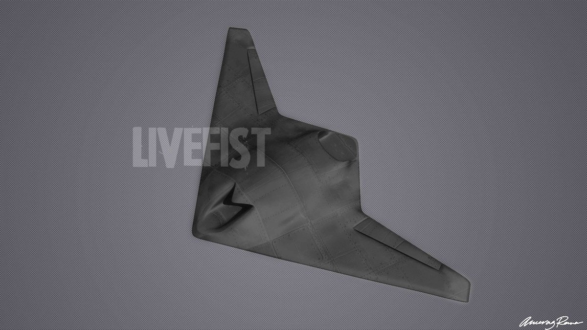 Indian Govt clears $400-mil project for India's first stealth UCAV, AURA