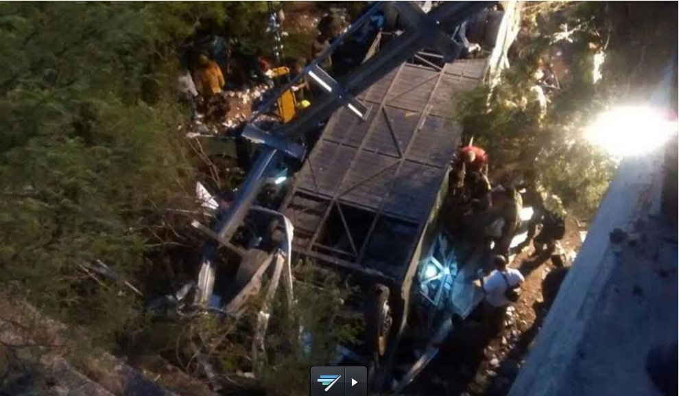 Argentina, incidente stradale con 42 morti a Salta