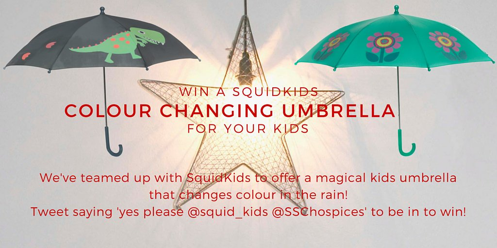 #win a #kids colour changing #umbrella by our fab corporate partner @Squid_Kids   #Giveaway #comp - ends Friday https://t.co/AiB1Cxhsh9