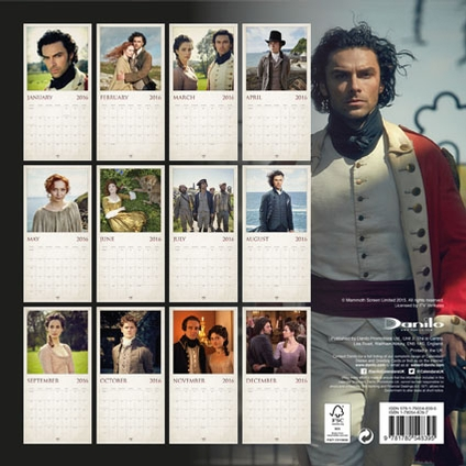 Want 12 months of @AidanTurner @PoldarkTV hanging on your wall in 2016? #Retweet2Win his calendar! / #win @VisionTV https://t.co/hkVGEvk5wZ