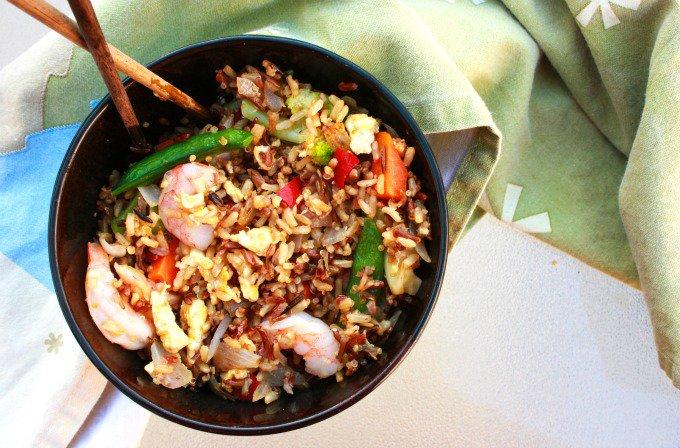 Easy & Delicious Shrimp Fried @MinuteRiceUS Recipe! AD https://t.co/6qt7VbA6RF #MinuteMeals via @DesireeEaglin https://t.co/3PKbFdc6GU