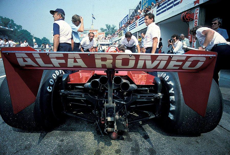 Alfa Romeo ritorna in Formula 1