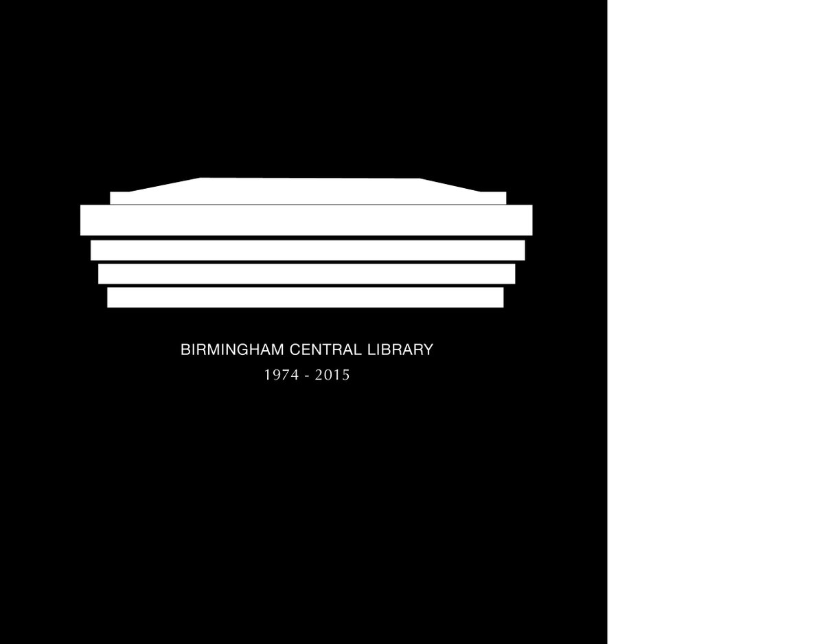 So long Birmingham Central Library. Our cities are controlled by morons. @keeptheziggurat https://t.co/m2LXvpMF44
