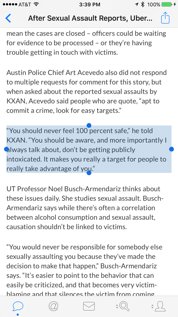 Thumbnail for APD Police Chief Art Acevedo Responds to Criticism About His Comments on Sexual Assault