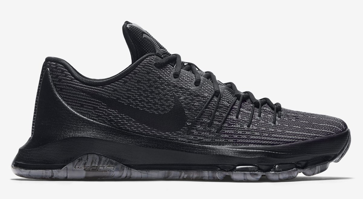 e27013cbd6fe this all black nikebasketball kd8 is dropping in just a couple of days
