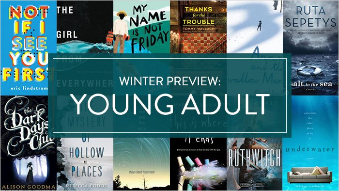 Winter 2015's Unputdownable Young Adult Picks: Time-Traveling Pirates, Regency Demons & More https://t.co/CTAR1cZMpS https://t.co/mUqKDAj00M