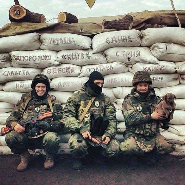 За минувшие сутки никто из украинских воинов не погиб и не был ранен, - спикер АТО - Цензор.НЕТ 9775