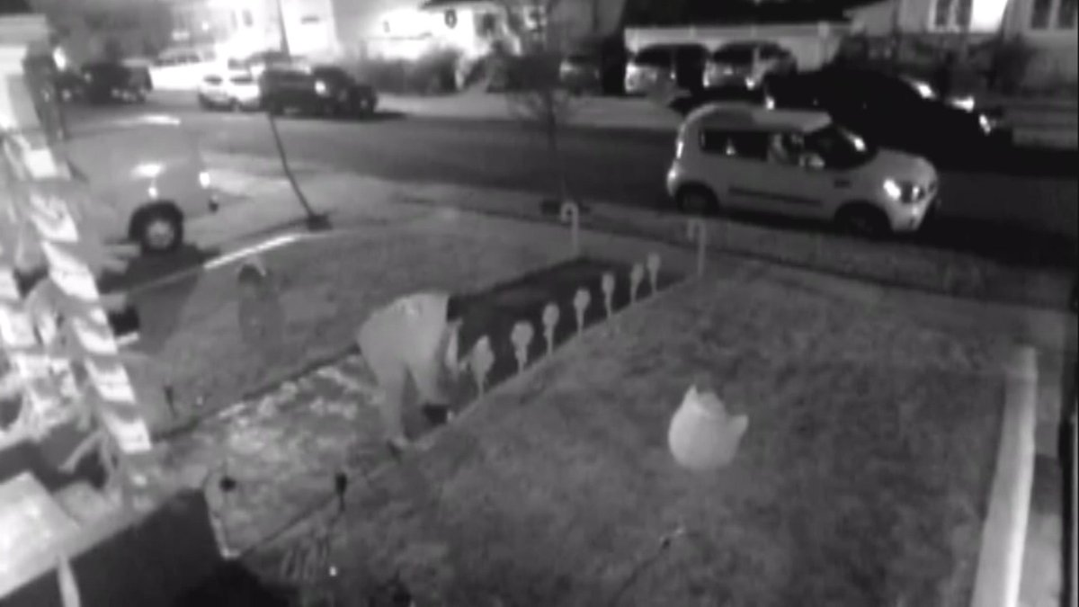 ANOTHER #GRINCH: A man steals #decorations from an Island Park yard https://t.co/SvqBTWNBRE via @News12Andrew