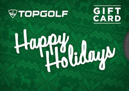 Top Golf Gift Card Where To - Gift Ideas