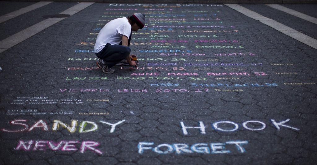 #SandyHook RIP