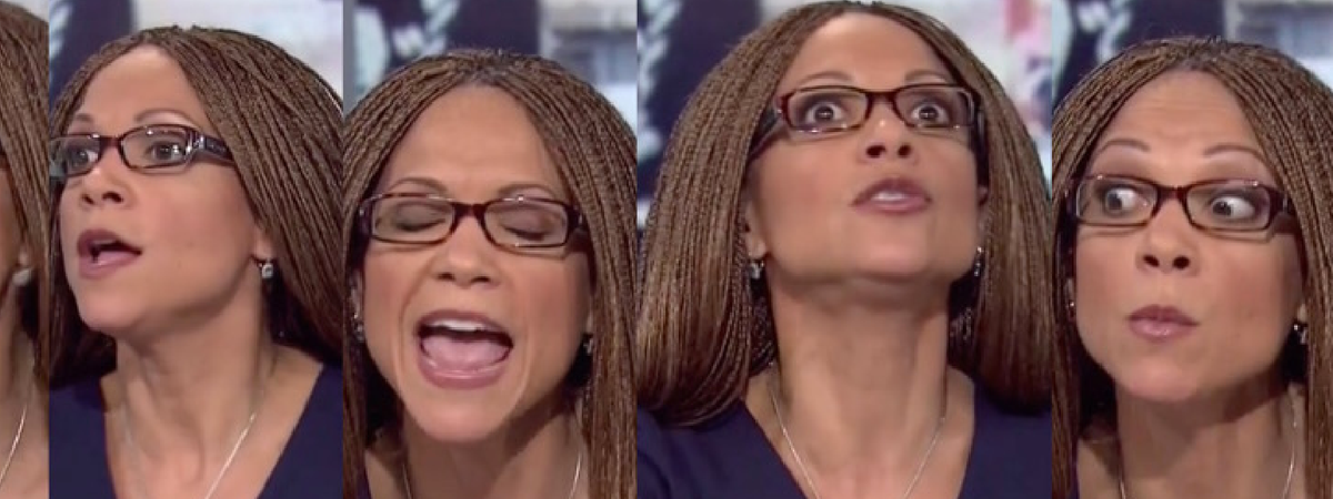 Melissa Harris Perry Star Wars is racist VIDEO