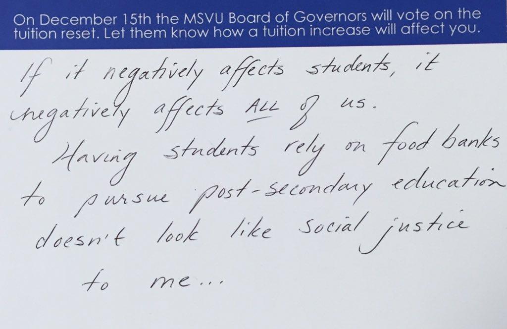 MSVU Students' Union on Twitter: