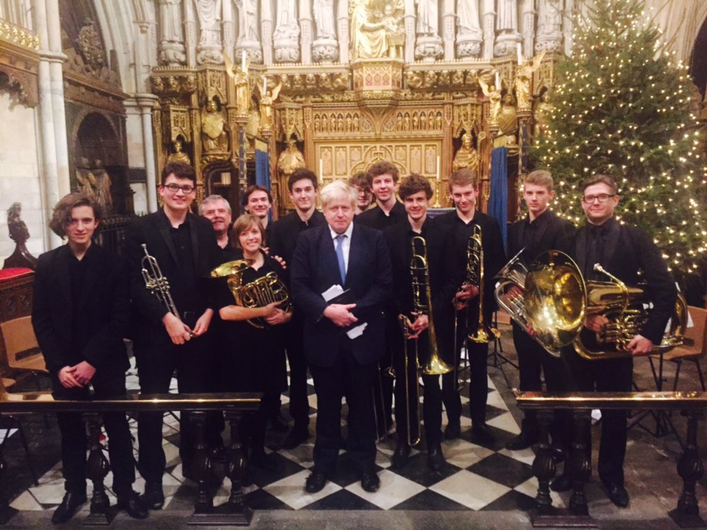 Wonderful carol service @Southwarkcathed great performances from @LonYouthChoir @BromleyBYMT -Thanks to all involved https://t.co/FGeL87otuC