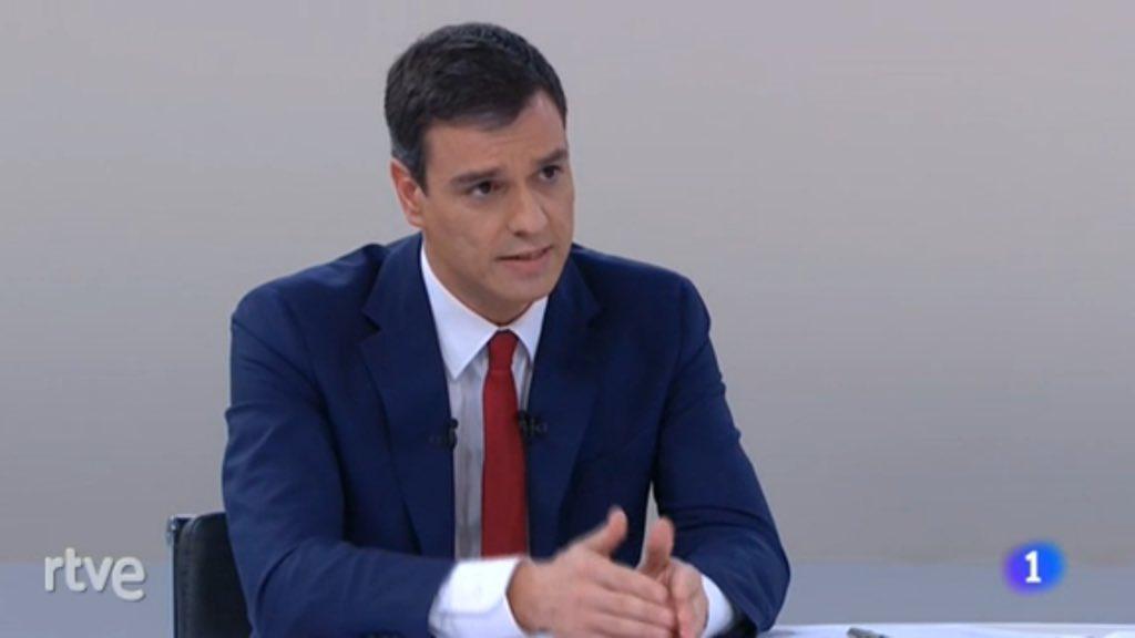 Sr. Rajoy, no haga trampas. #GanaPedroGanasTú https://t.co/rJXkLrI2qm