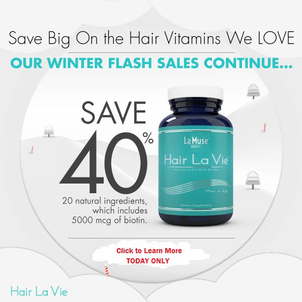 Hair La Vie On Twitter Great New Our Winter Flash Sale Has Been