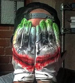 f313edd56 the joker football gloves cheap   OFF42% The Largest Catalog Discounts