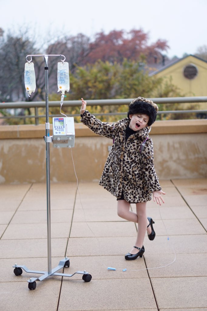 Amber Greenawalt On Twitter Savannah Had A Blast Being Funny Brice For Her Infusion Bethee Https T Co Umxnlz7d19