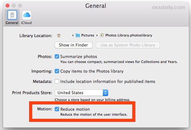 Speed Up Photos App in OS X  with Reduce Motion. https://t.co/9K3ZdKkLgQ ~ @osxdaily https://t.co/jks26CYQyo