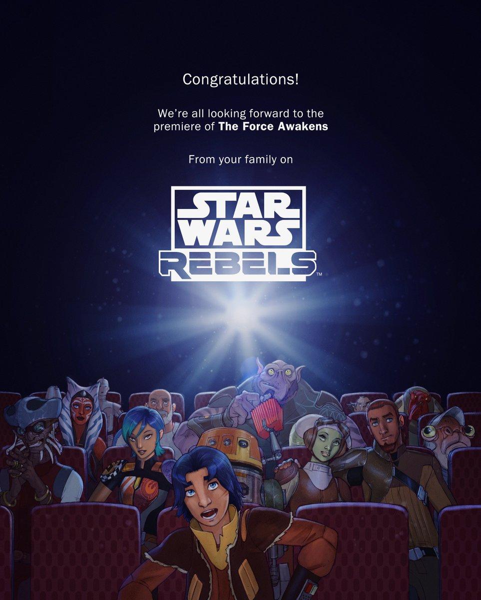 Мультсериал Звездные Войны: Повстанцы (Star Wars Rebels): Повстанцы в ожидании Пробуждения Силы