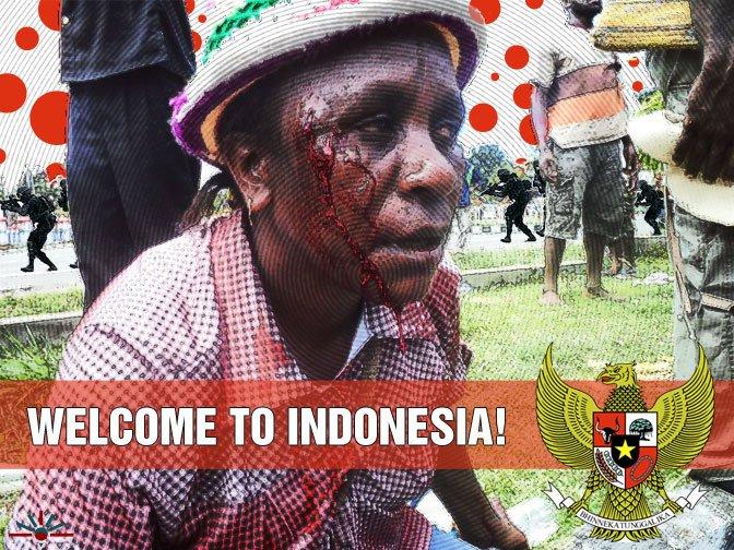 Rights Group Criticizes Joko Widodo's Poor #HumanRights Performance https://t.co/rtVavDUvKJ #WestPapua https://t.co/VCHIpVv5T2