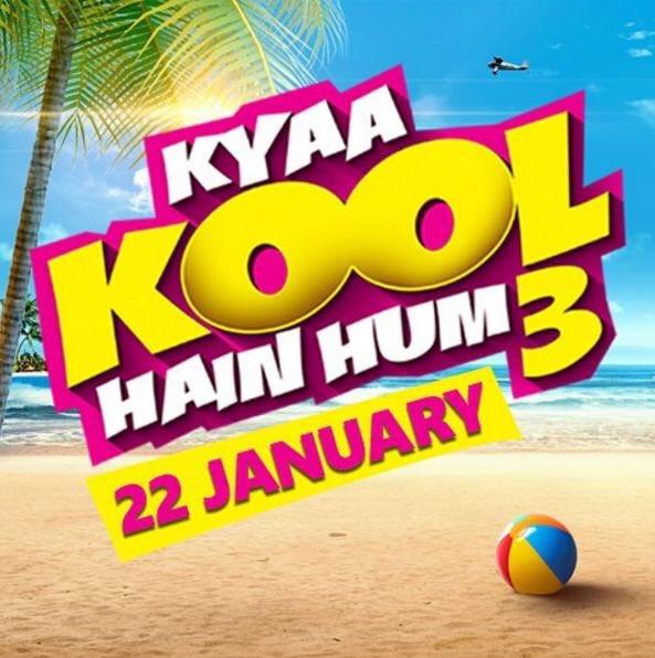 Kya Kool Hai Hum 3 Poster