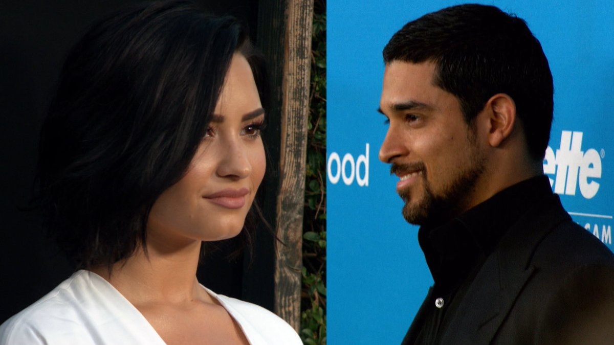 Cute overload! @ddlovato and @WValderrama share a cozy pic - in bed! https://t.co/I6OCzuRP0F https://t.co/ToorWtk6ZF
