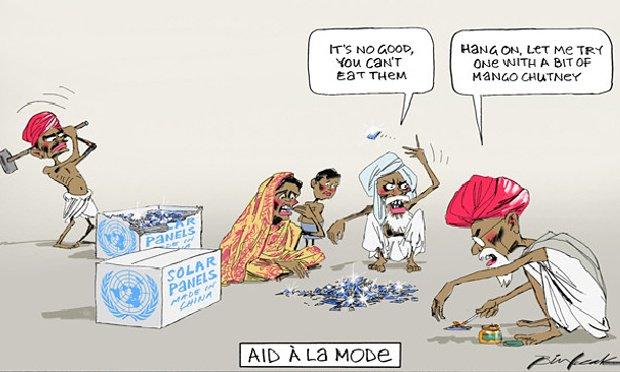 Racist Cartoon in Rupert Murdoch's The Australian CWPy9bWW4AAPyvF