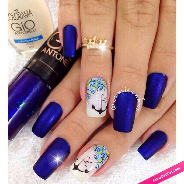 Uñas Decoradasnails På Twitter Elegantes Uñas De Color