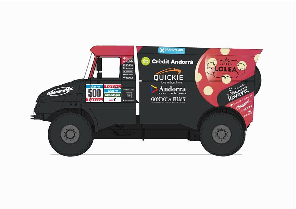 2016 Rallye Raid Dakar Argentina - Bolivia [3-16 Enero] - Página 4 CWQsc3UWsAAIxR5