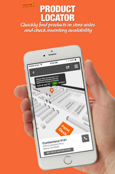 Stephan Schambach On Twitter Home Depot Leads Mobile Retail With In App Chat In Store Services Report Https T Co 8jplrzicio Https T Co Bvkzaoseex